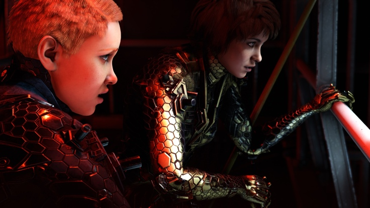 GSA_Wolfenstein_Youngblood_sisters_zeppelin